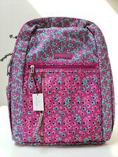 NWT Vera Bradley Grand Backpack - Ditsy Dot
