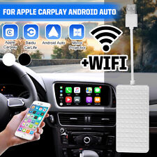 bluetooth Wireless Carplay USB Dongle Smart Link For Apple iPhone Android Auto