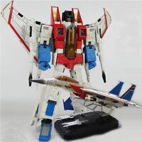 Transformation Robot Formers Oversized MP11 F11 Skywarp Starscream Figure Toys