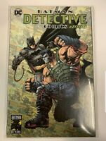 DETECTIVE COMICS 1000 JIM LEE BANE VARIANT NEVER READ (2019) DC COMICS