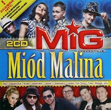 Mig Prezentuje - Miod Malina (CD 2 disc)  2014 NEW