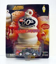 Johnny Lightning Dairy Reina Coche 60th Aniversario Die-Cast Promo Moc 2000