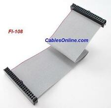 8 inch 40-Pin Female to Female IDE Cable, FI-108