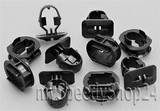 Schwellerverkleidung Seitenschweller Clips Set für Mercedes R170  W202 C208 W210