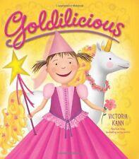Goldilicious (Pinkalicious) by Victoria Kann