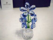 Swarovski Flower Dreams Forget-Me-Not 5254325 Bnib