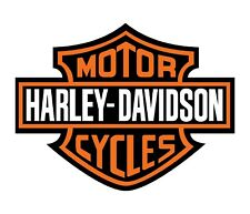 Harley-Davidson Shield 2 PACK Vinyl Decal Sticker You Choose Size FREE SHIPPING