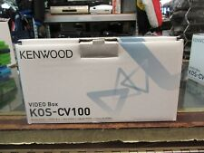 New Kenwood Kos-Cv100 Video Box for Advance Integration A/V Controller