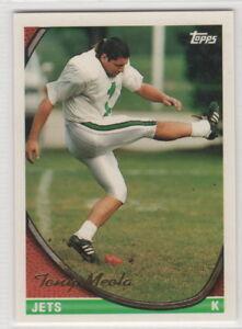 1994 Topps New York Jets football team set