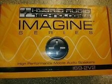 Hybrid audio speakers 6×9 imagine convertible