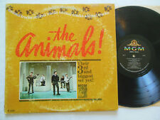 Blues, Garage Rock from 1965: ERIC BURDON & THE ANIMALS- Animal Tracks 1st MONO