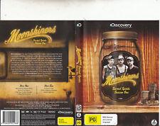 Moonshiners:Sacred Spirits-TV Series USA-Season 1-Discovery Channel 2014-2 DVD