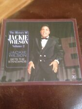 THE HISTORY OF JACKIE WILSON VOL. 2: SETS THE STANDARDS - 2CD BRAND NEW