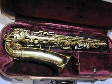 Vintage Pan American Alto Saxophone & Case