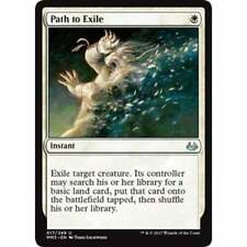MTG MODERN MASTERS 2017 EDITION * Path to Exile FOIL NM