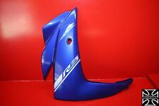 17 YAMAHA YZF R3 BLUE RIGHT LOWER MID UPPER SIDE FAIRING COWL