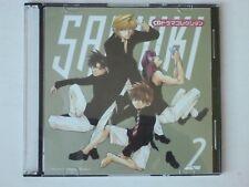 Gensomaden Saiyuki 2 Drama Soundtrack CD Anime 11T Plenty Saman ENCA-1162