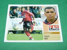 HAKIM SACI EN AVANT GUINGAMP EAG PANINI FOOT 2003 FOOTBALL 2002-2003