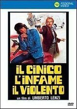 Dvd IL CINICO L'INFAME IL VIOLENTO *** Tomas Milian ***  ......NUOVO