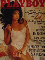 Playboy February 1995  Lisa Marie Scott Julie Lynn Cialini    #7676