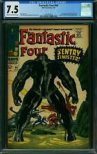 Fantastic Four #64 CGC 7.5 -- 1967 -- 1st app Kree Sentry #2001997010