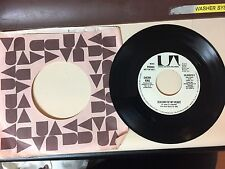 POP 45 RPM RECORD - SHERRI KING- UNITED ARTISTS UA-XW975-Y- PROMO