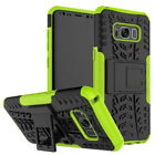 Rugged Shock Proof Heavy Duty Tough Hard Stand Case Cover For Samsung Galaxy