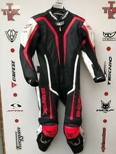Berik ladies One Piece race leathers with hump uk 12 euro 44