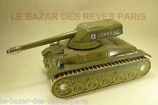 JOUSTRA  Char / Tank LORRAINE  REF: 707