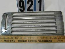 Packard Radio Speaker Grill and Heater/Fan Bezel  Late 40s, Early 50's (921)