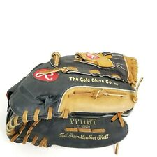 Rawlings Pp11Bt 11� Rht Baseball Glove Euc