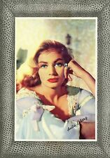 ANITA EKBERG 60s CARTE PHOTO CARD VINTAGE