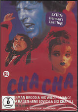 HERMAN BROOD Cha Cha | DVD Neuware | Nina Hagen Lene Lovich Les Chapell