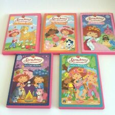 Strawberry Shortcake DVD Lot of 5