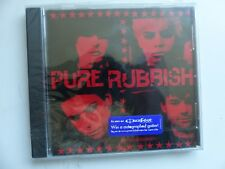 CD ALBUM PURE RUBBISH S/T   Kiss of death ... 4 TITRES    DPRO 81547