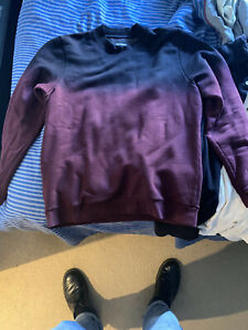 Raf Simons Dip-Dye Sweater Medium