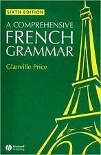 Price, Glanville-Comprehensive French Grammar  (UK IMPORT)  BOOK NEW