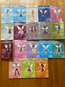 Lot 14 Rainbow Magic Fairies and 4 SPECIAL EDITION Fairy Books by Daisy Meadows