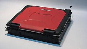 Panasonic Toughbook CF-30 4GB Intel Core 2 Duo 1.6GHz 1TB Touchscreen Red Fury