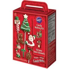 Christmas Candy Making Kit from Wilton  #0012 - NEW