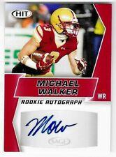 2019 HIT Michael Walker Rookie Card