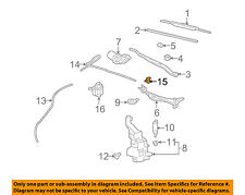 Cadillac GM OEM 08-15 CTS Windshield Wiper Washer-Nozzle Spray Jet 25815793