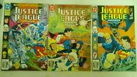 Justice League of America issues # 64 65 66(DC,1990s) Superman Green Lantern