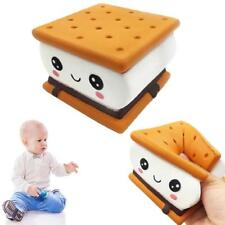 Cartoon Slow Rising Cute Kids Squeeze Cookie Toy Pressure Relief Soft