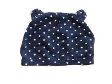 Topolino tolle Mütze Gr. 50 / 56 blau mit Sternen Motiven !!