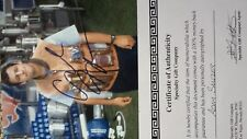 Adam Sandler Autographed Waterboy Picture with Certificate