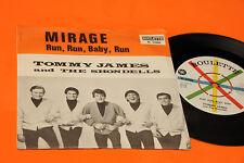 """TOMMY JAMES & SHONDELLS 7"""" MIRAGE 1°ST ORIG SWEDEN 1967 EX TOP RARE !!!!!!!!!!"""