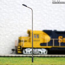 10 x OO / HO Scale Model Train Lamps Railroad Lamp post Led Street Lights QD100W