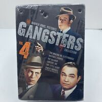 Warner Gangsters Collection - Volume 4 (DVD, 2008, 6-Disc Set) New-Sealed