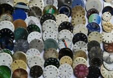 Lot of 81 Wrist Watch Metal  dials for Altered Art, Steampunk WD 001